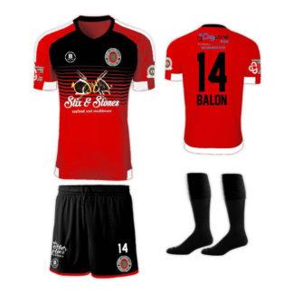 Drumbo FC Home Kit 2016/17-0