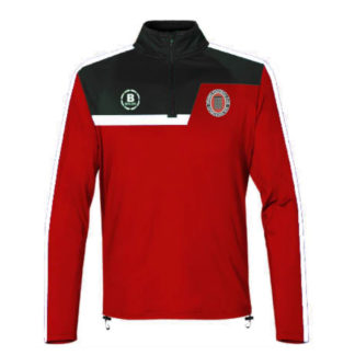 Drumbo FC Player 1/4 Zip Training Top-0