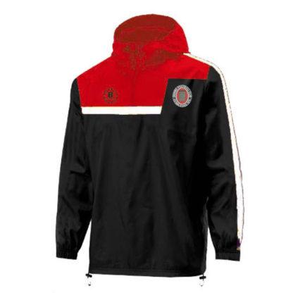 Drumbo FC Coaches 1/4 Zip Shower Proof-0
