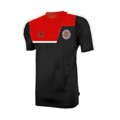 Drumbo FC Coaches Training Tee-0