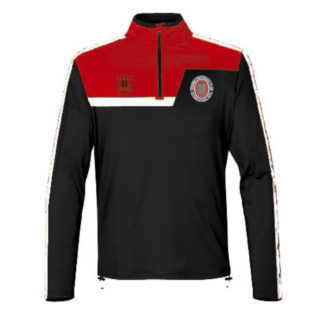 Drumbo FC Coaches 1/4 Zip Training Top-0