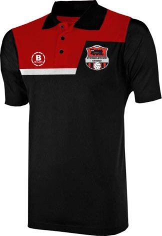 Fivemiletown FC Club Polo-0