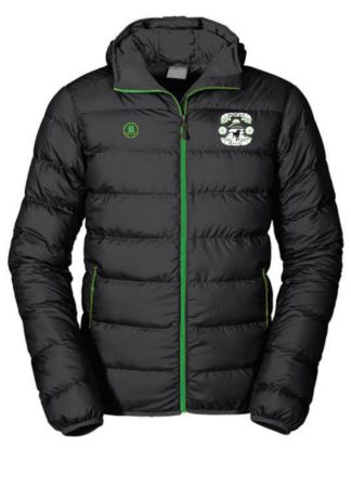 Greenfield Park FC Club Puffer Jacket-0