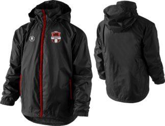 Fivemiletown FC Club Elite Rain Jacket-0