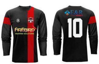 Fivemiletown FC 2026/17 Replica Home Shirt-0