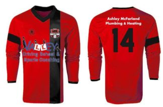 Fivemiletown FC 2016/17 Replica Away Shirt-0