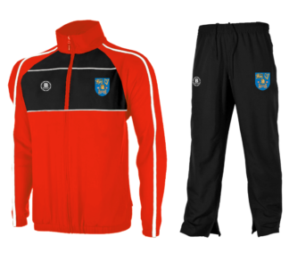 Dublin University Boxing Tracksuit Top-0