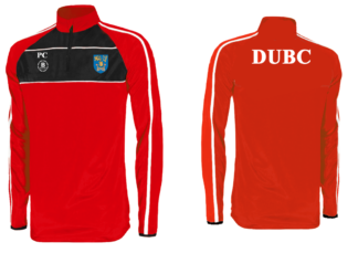 Dublin University Boxing 1/4 Zip Training Top-0