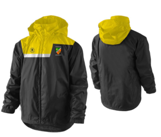 NEWBRIDGE HOTSPURS FC Club Elite Rain Jacket-0