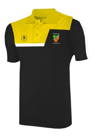 NEWBRIDGE HOTSPURS FC Club Polo-0