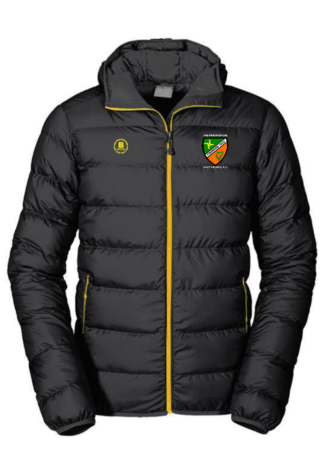 NEWBRIDGE HOTSPURS FC Club Puffer Jacket-0