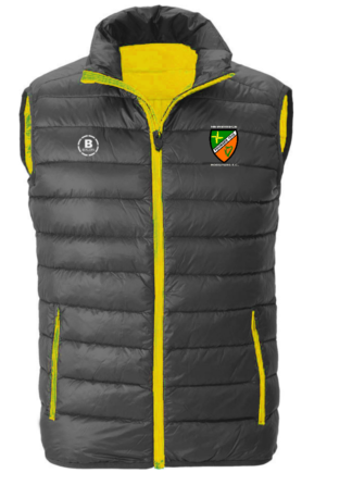 NEWBRIDGE HOTSPURS FC Club Gilet-0