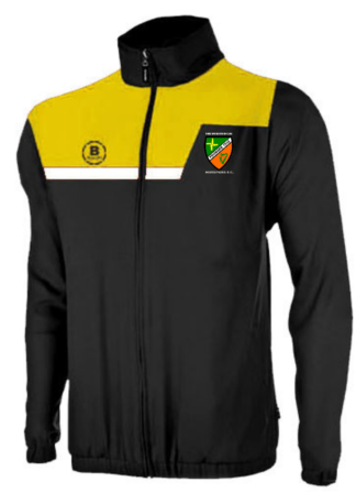 NEWBRIDGE HOTSPURS FC Club Tracksuit Top-0