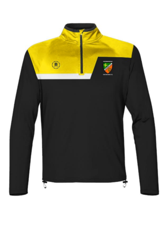 NEWBRIDGE HOTSPURS FC 1/4 Zip Training Top -0