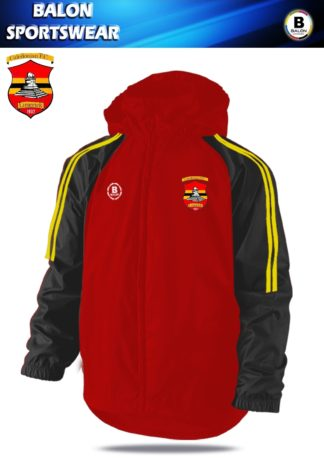 Caledonian FC Elite Rain Jacket-0