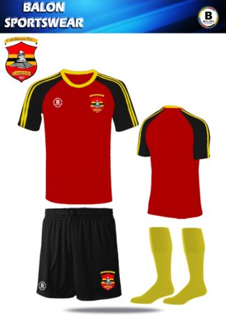 Caledonian FC Training Kit -0