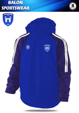 CUSHINSTOWN AFC Elite Rain Jacket-0