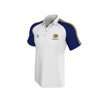 Rosslare Rangers AFC Polo white -0