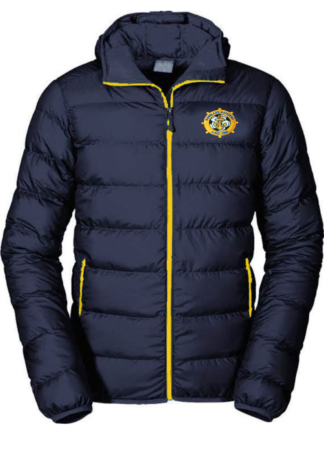 Rosslare Rangers AFC Puffer Jacket-0