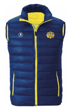 Rosslare Rangers AFC Puffer Vest-0