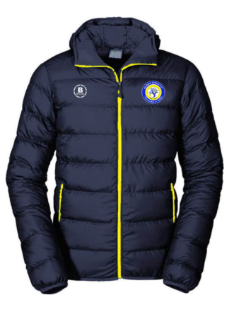 Ayrfield United FC Puffer Jacket-0