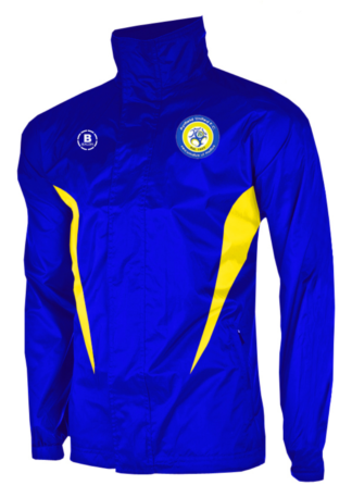 Ayrfield United FC Elite Rain Jacket-0