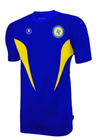 Ayrfield United FC Training kit Tee-0