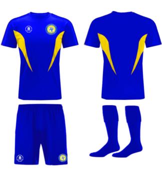 Ayrfield United FC training kit -0