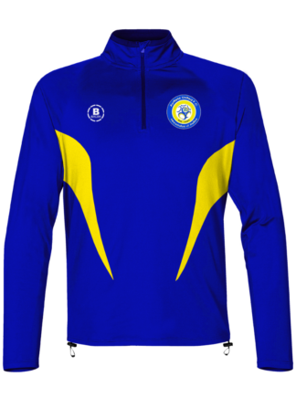 Ayrfield United FC 1/4 Zip Training Top -0