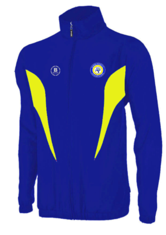 Ayrfield United FC Tracksuit Top-0