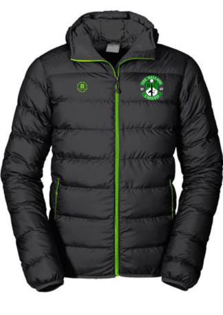 The Ballagh United Puffer Jacket-0