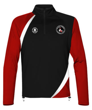 BALROTHERY FC 1/4 Zip Training Top -0