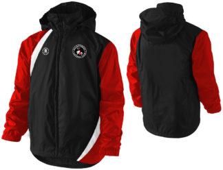 BALROTHERY FC Elite Rain Jacket-0