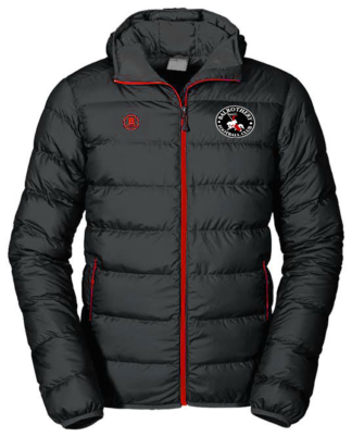 BALROTHERY FC Puffer Jacket-0