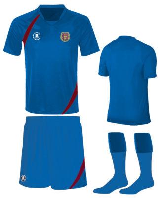 BALLYFERMOT UNITED FC Training kit Full-0
