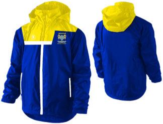 Belmont FC Elite Rain Jacket-0