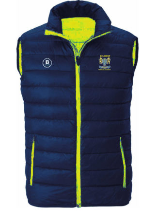 Belmont FC Gilet With Hood-0