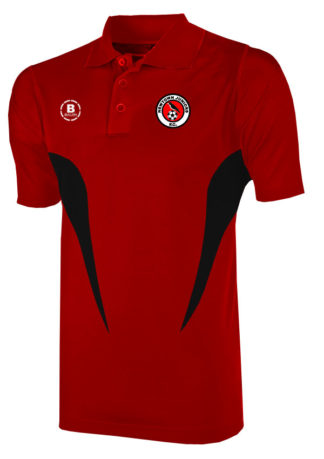 NEWTOWN JUNIORS FC Polo-4824