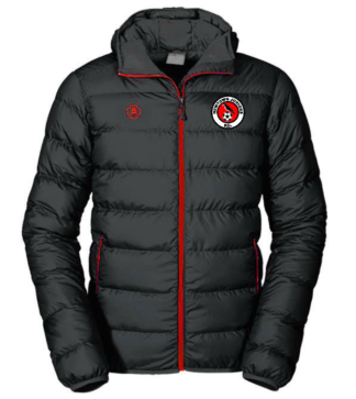 NEWTOWN JUNIORS FC Puffer Jacket-4825