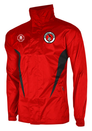 NEWTOWN JUNIORS FC Elite Rain Jacket-4830
