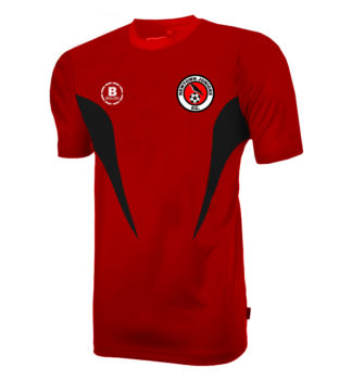 NEWTOWN JUNIORS FC T Shirt-4820