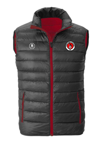 NEWTOWN JUNIORS FC Gilet With Hood-4828