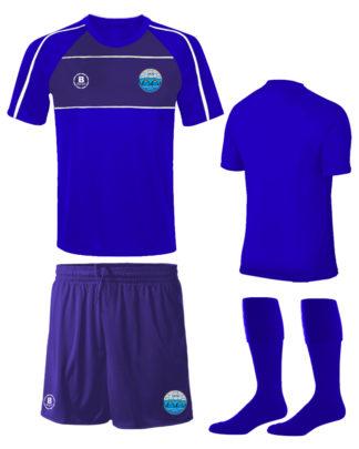 Carrick Town FC Full Training Kit-0