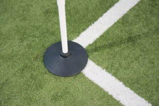 Precision Corner Post Rubber Base-0
