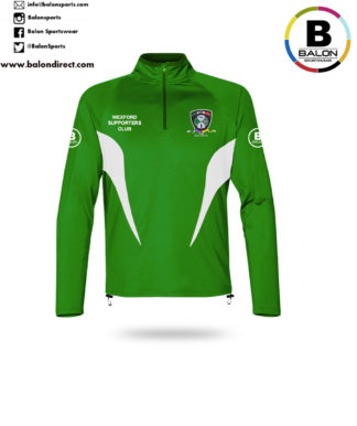 Wexford Supporters Club 1/4 Training Top-0