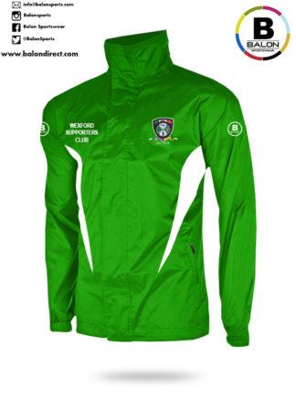 Wexford Supporters Club Elite Rain Jacket-0