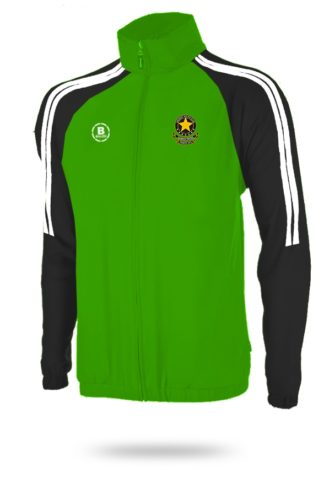 Sheriff Youth Club Presentation Tracksuit Top-0