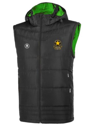 Sheriff Youth Club Gilet with hood-0