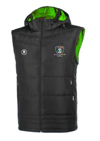 Wexford Supporters Club Gilet With Hood-0