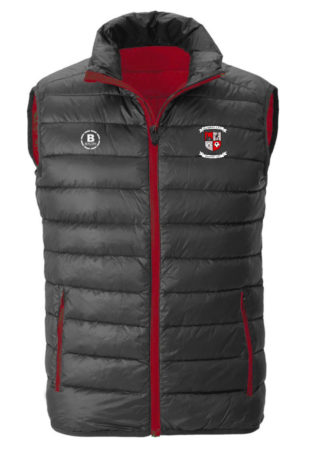 Geraldines AFC Gilet With Hood-0